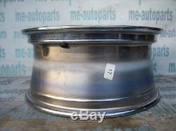 00-05 Cadillac Deville Dts Oem Set Of 4 Chrome 17 Fan Blade 7 Spoke Wheels Rims
