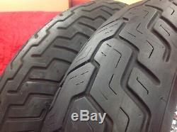 00-08 OEM Harley Touring 16 Front/Rear Chrome 9 spoke Wagon Wheels Rims Tires