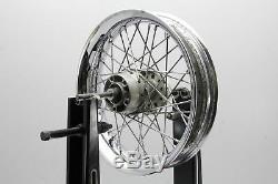 05 Harley Sportster XL 1200 Front Rear Wheel Rim Set SPOKE 21x2.15 16x3.00