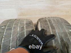 06-13 OEM BMW E92 E93 Front Rear Sport Wheels Spider Spoke Style R18 SET