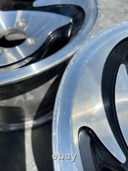 14 Wheels Rims Aluminum Alloy Ar-39 American Racing 4 Lug 4x108 4x4.25 3 Spoke