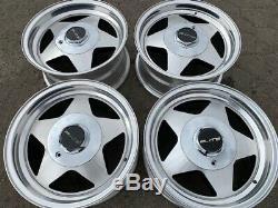 15 Wheels Rims Alloy Mag American Racing Classic Vintage Ar234 Star