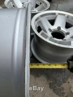 15 Wheels Rims Aluminum Alloy Mag Nitro 5x139.7 5x5.5 15x8