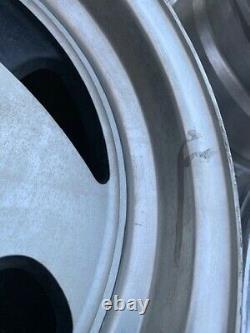 15 Wheels Rims Vintage American Racing Ar233 C10 C-10 Van Truck Tri Blade Spoke