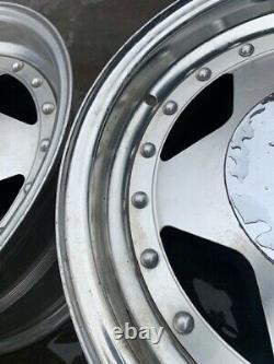 15 Wheels Rims Vintage Classic 6 Lug Star 5 Spoke