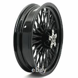 16x3.5 Fat Spoke Wheels Rims Set for Harley Sportster 48 XL1200X 2010-2020 2015