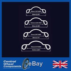 17 WM2 Honda Stainless Wheel Rim & Spoke Set CD125/CD250 Drum Front or Rear