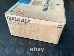 1980 NOS Shimano Dura Ace Pro Model Front/Rear HUB Large Flange 32H Spoke Holes