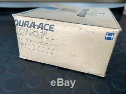1980 NOS Shimano Dura Ace Pro Model Front/Rear HUB Large Flange 36H Spoke Holes