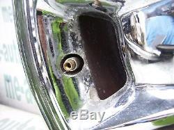 1992-2005 CADILLAC OEM FACTORY SET OF 4 16 x 7 CHROME 8 SPOKE WHEELS RIMS