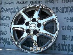 1998-2004 Cadillac Seville Sls Sts Chrome 16 X 7 Wheel 7 Spoke Rim 9592894