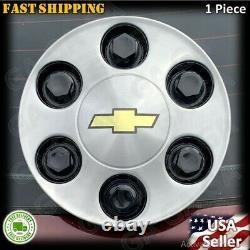 1 New Silverado Suburban Tahoe 17 Aluminum Wheel Center Hub Caps Rim Cover 959