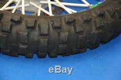 2000 99-02 KX250 KX 250 Front Rear Wheel Set Hub Spokes Rim Center Tires KX125