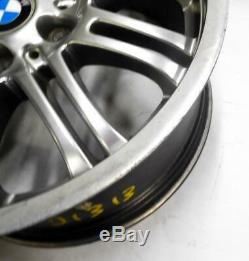 2001-2006 BMW (E46) M3 ///M (18x8 FRONT / 18x9 REAR) SPOKE WHEEL RIM SET 4