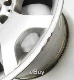 2001-2006 BMW X5 (E53) 19x9 FRONT / 19x10 REAR 5 SPOKE ALUMINUM WHEEL RIM SET 4