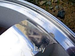 2003-2007 Cadillac Cts Set Of 4 16 X 7 Oem Wheel Rim 7 Spoke Machiine Polished