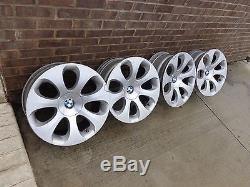 2006 2007 2008 BMW 6 series 7 Spoke front 19x8.5, rear19x9 19 inch Wheel Rim