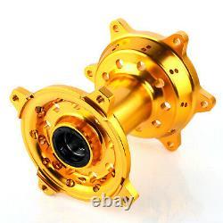 21 19 MX Spoked Wheel Rim Set For Suzuki RMZ250 07-21 RMZ450 05-21 RMZ 250 450