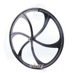 26 Inch Mountain Bike 8/ 9/10 Speed Front & Rear Wheelsets 6- Spoke Wheels