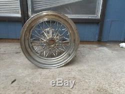 30 spoke cragar Wire Wheels