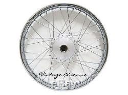 409newhonda C100 Ca100 C102 C105 Ca105t Front-rear Wheel Rim+hub+spokef6s+r4s