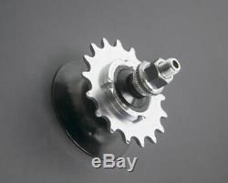 700C Front Five Spoke Rear Disc Wheels Track Bike Clincher Triathlon Wheelset