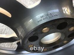 Audi R8 Oem Factory Genuine 10 Spoke Machined Grey 19 Wheel/tire/tpms/caps Set