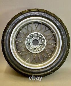 BMW Motorcycle Spoked Wheel Set R1200GS & Adventure 2005-2012
