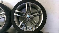 Bmw 2 Series F22 18 M Sport Double Spoke 461 Set Of Alloy Wheels 7846784