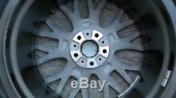 Bmw 3&4 Series New Oem Double Spoke Style 404 20 Wheel/tire/tpms & Center Caps