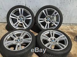 Bmw E70 X5m Oem X6m 20'' Rims M La Wheels V Spoke 20 Inch Set