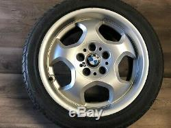 Bmw Oem E36 M3 Wheel Rim And Tire 225 45 17 Inch 17 Style 23 1994-1999 #2