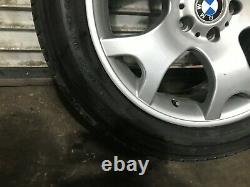 Bmw Oem E53 X5 Wheel Rim And Tire 255 50 19 Inch 19 19x9 2000-2006