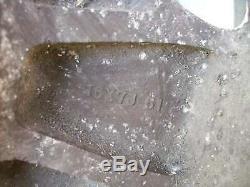 CADILLAC ELDORADO DEVILLE SEVILLE OEM 16 x 7 CHROME 7 SPOKE WHEELS RIMS SET