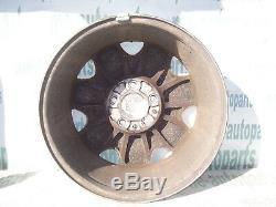 CADILLAC OEM SET OF 4 - 16 x 7 MACHINED POLISHED 7 SPOKE WHEELS RIMS 9592713