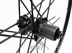 Crankbrothers Cobalt 2 XC 27.5 MTB Twin Spoke UST Rear Wheel 12x142 New Shimano