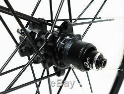 Crankbrothers Cobalt 2 XC 27.5 MTB Twin Spoke UST Wheelset 15x100 x QR 135 XD
