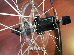 Dt Swiss 32 Rrc425f Rrc525r Carbon Tubulars Bladed Spoke 700c Shimano Wheel Set