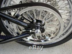 For Harley Heritage Softail 00-06 Super Spoke 70 T 1 1/8 Pulley & Rotor Kit Pa