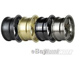 Full Set (2 Front/2 Rear) Lightweight 5-Spoke Wheels for Ariel Atom by ROTA