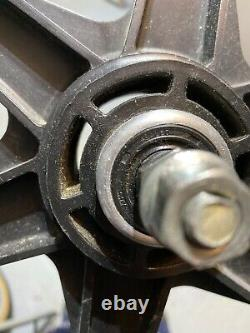 GT Performer Tomahawk Dyno BMX 20 Front & Rear 6-Spoke Mag READ DESCRIPTION