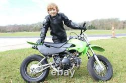 GatorRimz 12 rim & spoke kit mini motard KLX110 pitbikes SET front rear wheels