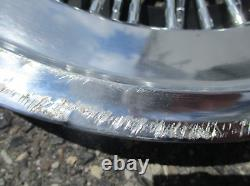 Genuine 1973 to 1978 Buick 15 inch wire spoke hubcaps wheel covers