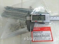Genuine Wheel Rims & Spokes + Nipples for Honda SS50 CL50 CL70 CD50 C70 PP C110