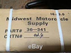 Harley-Davidson FL Shovelhead Front & Rear 73-84 FX Rear 80 Spoke Wheel 16 Rim