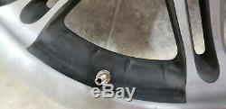 Harley Davidson Wheel Slotted 6 Spoke Front 16 x 3 Rear 16 x 3 2000-08