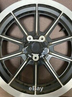 Harley davidson motorcycle wheels rims used 16x3 10 Spoke Front And Rear Wheels