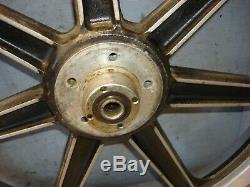 Lester Bmw Airhead R 75 R 80 R 100 R 90 S 1977 Wheel Set Front Rear Vintage
