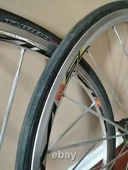 Mavic Ksyrium SSC SL Wheelset 622×13 Set 20 Blade Spoke Rear 18 Front