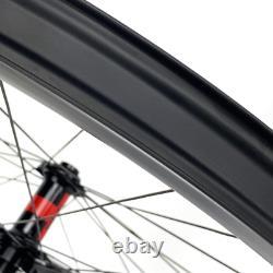 NEXTIE Tubeless Ready29Premium Carbon Fiber Wheelset for AM/Enduro Front+Rear